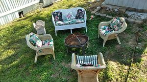 Wicker patio furniture for Sale in St. Peters, MO