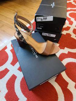 Original Coach womens shoes size 10 Thumbnail