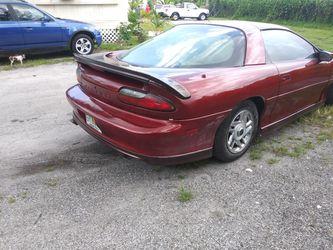 1996 Chevrolet Camaro Thumbnail