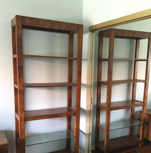 wood open bookshelves for sale in los angeles ca - Bookshelves Los Angeles