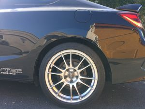 "18"" OZ Racing Ultraleggera 5x114.3 Michelin Tires Honda Nissan for Sale in Laurel, MD"