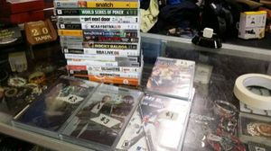 PSP GAMES/MOVIES $$2 EACH for sale  US
