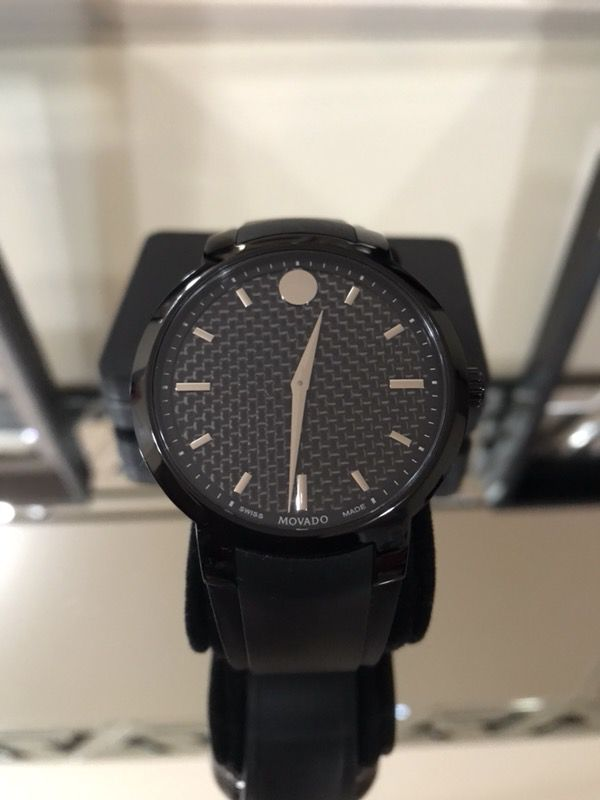 f9bb19d30115 Mens Movado Gravity Carbon Fiber Watch! for Sale in Washington ...