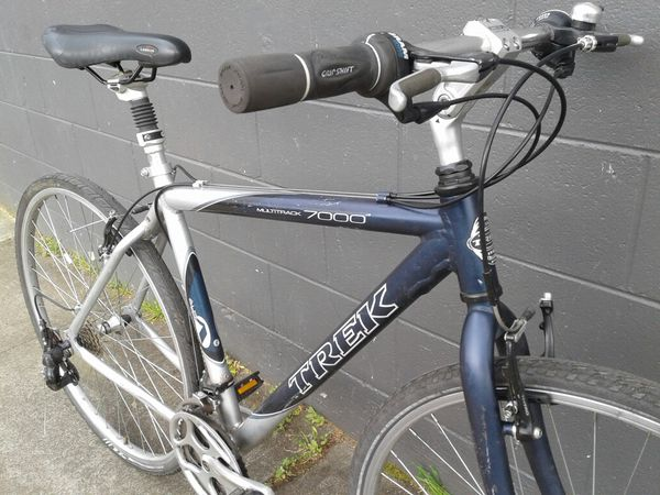 "TREK hybrid/commuter bike, 19"" (48cm) frame, ready to ride!"