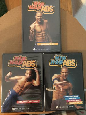 Workout videos for Sale in Austin, TX