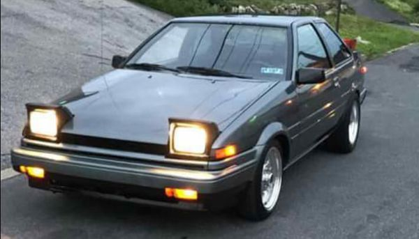 1987 Toyota Corolla for Sale in Allentown, PA - OfferUp