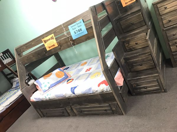 Twin Full Bunk Color Choice For Sale In Glendale Az Offerup