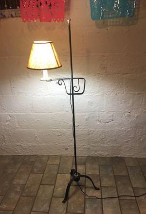 Vintage metal lamp for Sale in Richmond, VA