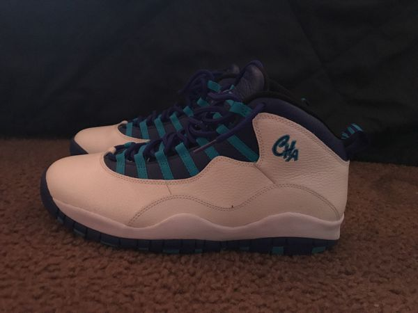 new products 24df5 085a9 Air Jordan 10(CHA) for Sale in Orlando, FL - OfferUp