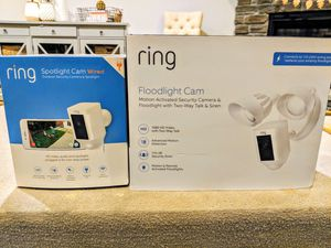 Ring Cameras for Sale in Snoqualmie, WA