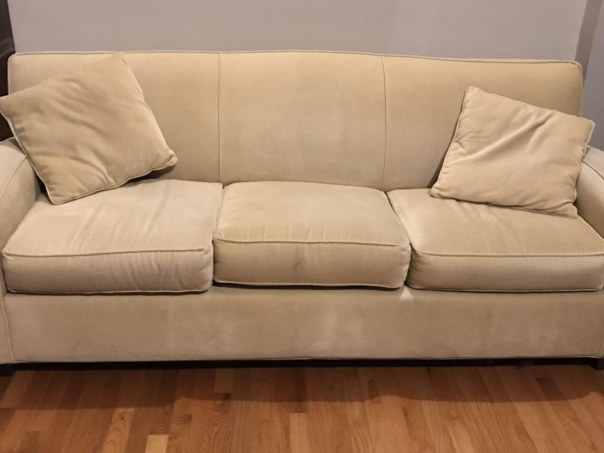 Sofa - Comfortable