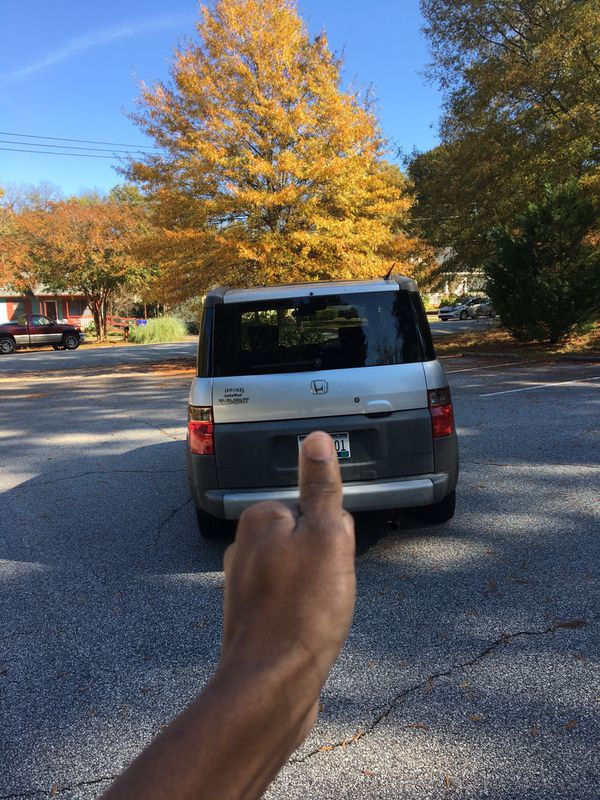 Used Cars Greenville Sc >> 2004 Honda Element 4wd for Sale in Greenville, SC - OfferUp