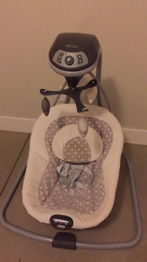 Used, Graco baby swing for sale  Andover, KS