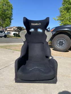Race Seat And Seat Rails Thumbnail