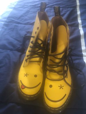 Dr. Martens Smiley boots for Sale in Arlington, VA