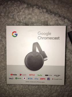 google chromecast Thumbnail