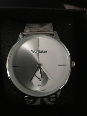 New Watch Silver for Sale in Apex, NC