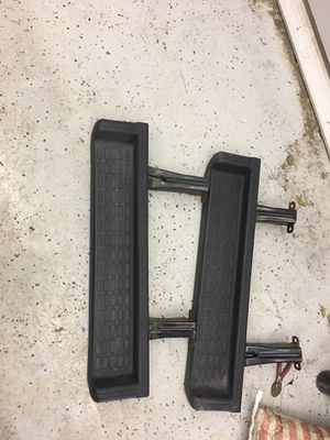 Photo 2004 Jeep Wrangler tj running boards