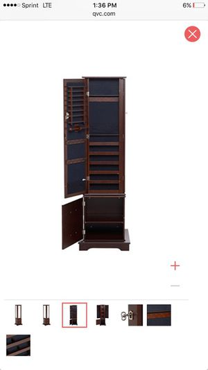 The Gold And Silver Trifold Jewelry Cabinet By Lori Greiner For