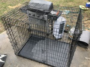 Dog crate for Sale in Silver Spring, MD