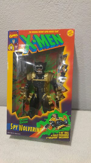 "Wolverine Toy Biz 10"" action figure for Sale in Valencia, CA"