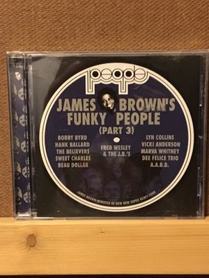 James Brown Funky People CD not LP vinyl record album for Sale in Austin, TX
