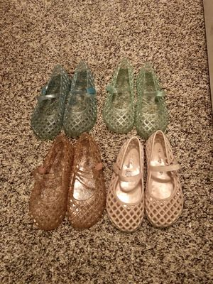Girls size 11 toddler shoes for Sale in Gainesville, VA