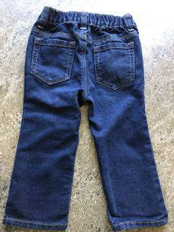 Girl Blue Jean Size 18-24 Months  Thumbnail