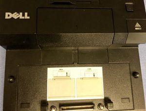 Dell Latitude E Port Pro3x Replicator Docking Station for Laptop + 40 NEW Cables for Sale in Reston, VA