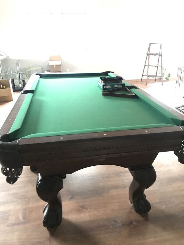 Sportcraft Pool Table For Sale In Fort Lauderdale FL OfferUp - Sportcraft pool table est 1926