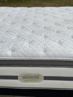 Mattress BeautyRest Pillowtop King Soze Thumbnail