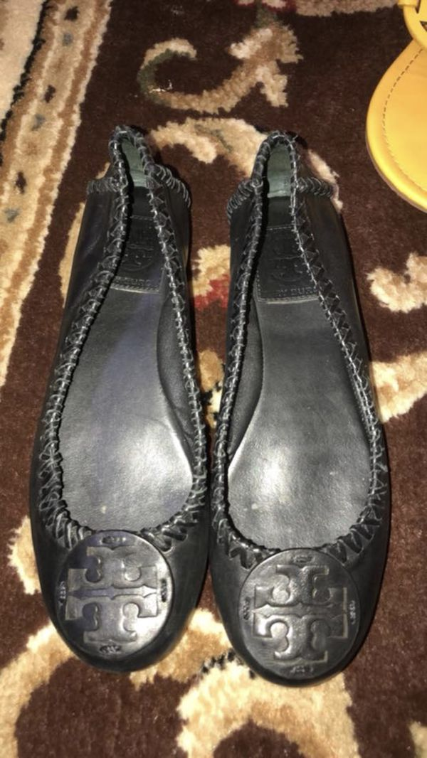8ef343b98dd Tory burch authentic ballet flats size 7 EUC for Sale in Sterling ...