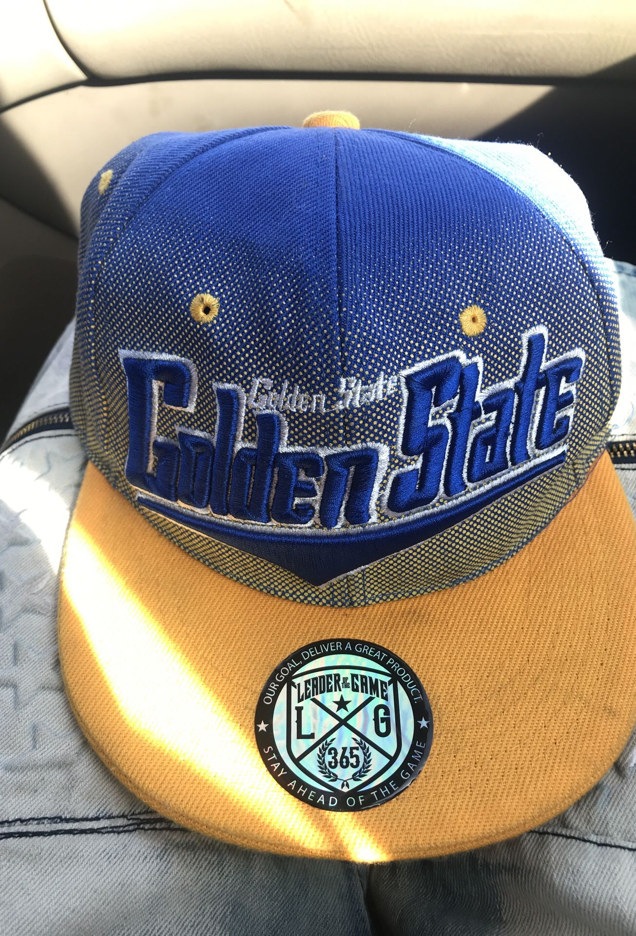 Golden state champ SnapBack