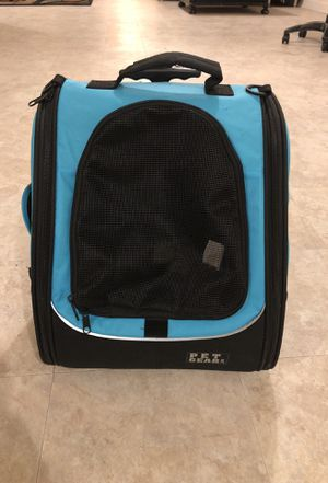Pet Carriage Backpack for Sale in Gaithersburg, MD