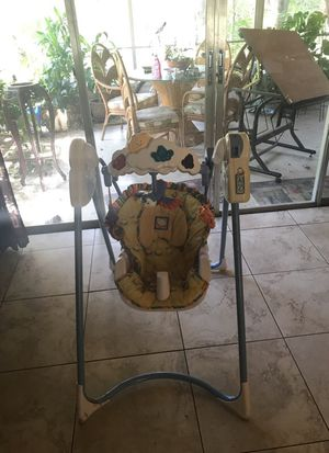 New And Used Baby Swings For Sale In Spring Hill Fl Offerup