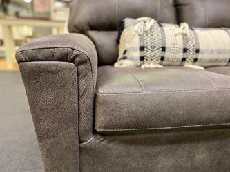 Navi Smoke or Chestnut Living Room Set /couch /Living room set Thumbnail