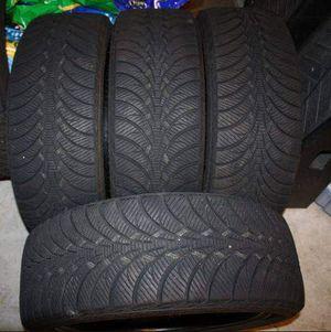 Goodyear Ultra Grip Ice WRT Winter Radial Tire - 215/55R17 for Sale in Reston, VA