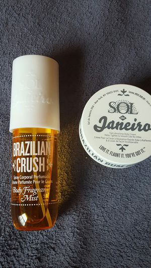 Sol de Janeiro body mist and Bum Bum cream as a set for Sale in Wheaton, MD