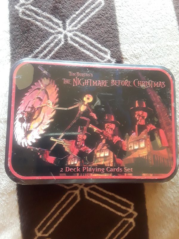 Nightmare before Christmas cards for Sale in Compton, CA - OfferUp
