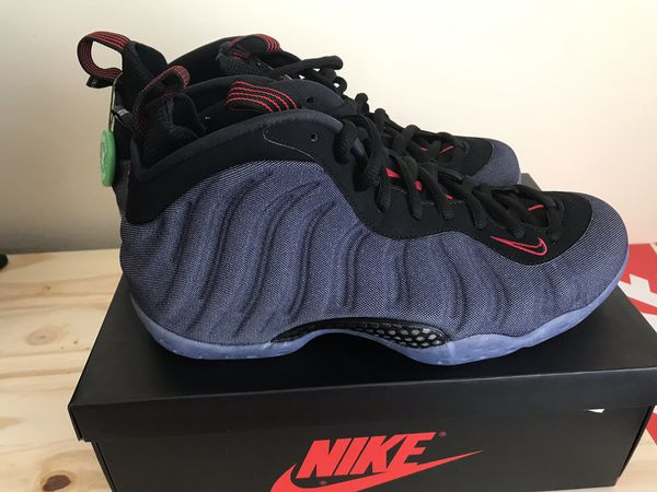 info for 62eeb 73a95 Foamposite New Denim for Sale in Boca Raton, FL - OfferUp