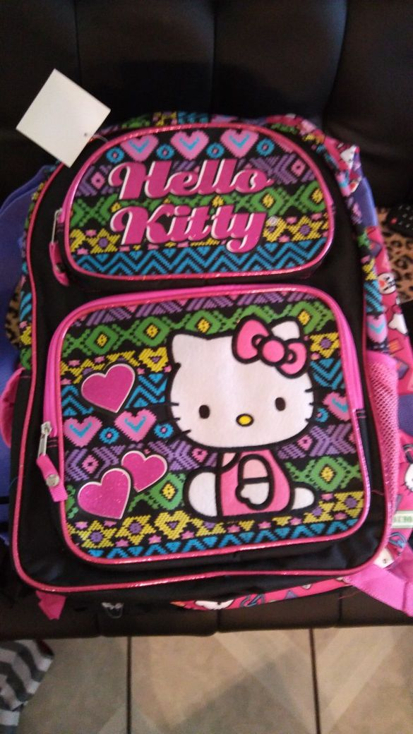 New Hello Kitty backpack for Sale in El Monte, CA - OfferUp a11ac52eac