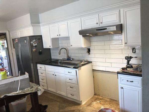 Refinishing Kitchens Cabinets Free Stimate For In Ontario Ca Offerup