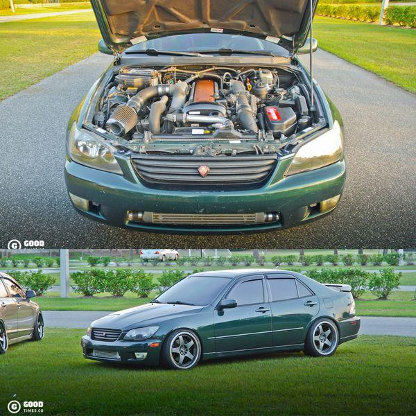 989ae01a7496 1jzgte VVTI Lexus is300 for Sale in Orlando