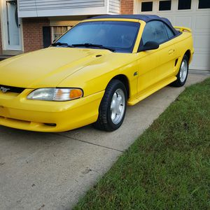 1994 Ford Mustang GT for Sale in Bowie, MD