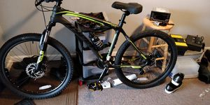 "26"" hardtail disc brakes mountain bike for Sale in Sully Station, VA"