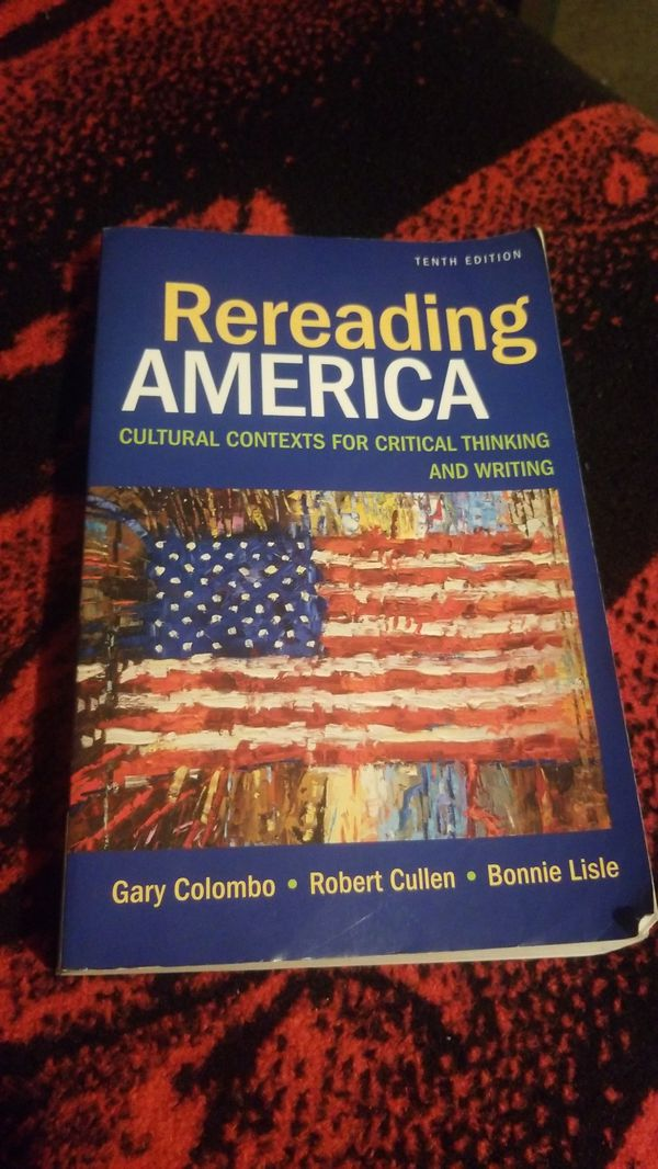 Rereading America 10th edition for Sale in South Gate, CA - OfferUp