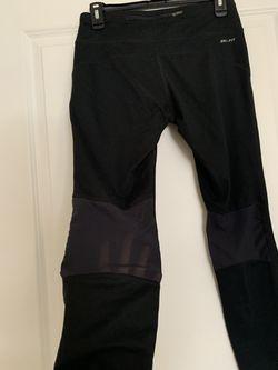 Nike Woman Leggings , Black Color, Size m Thumbnail