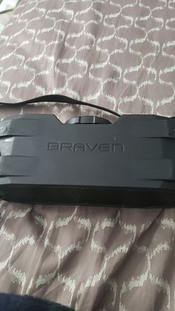 Braven x bluetooth speaker Thumbnail
