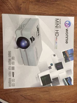 HD projector for Sale in Austin, TX