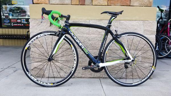 28b5643bcd7 AUTHENTIC Pinarello Dogma 65.1 Carbon Fiber Road Bike - Size 49cm ...